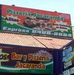 Bar y Pizzeria Jacaranda en Guadalupe, Costa Rica