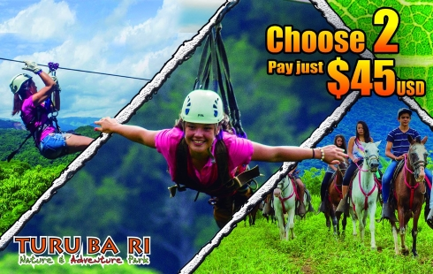 Turu Ba Ri Nature and Adventure Park Summer Promotion